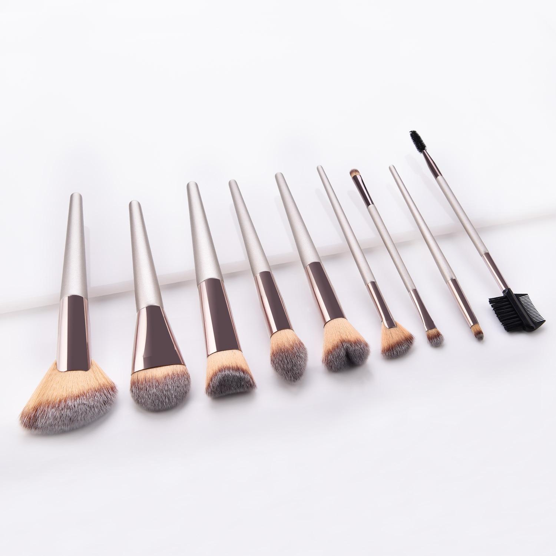 1pcs Makeup Brushes Set Tool Eye Shadow Blending Foundation Eyeliner Eyelash Eyebrow Blush Make Up Brush Tools Kit Maquiagem недорого