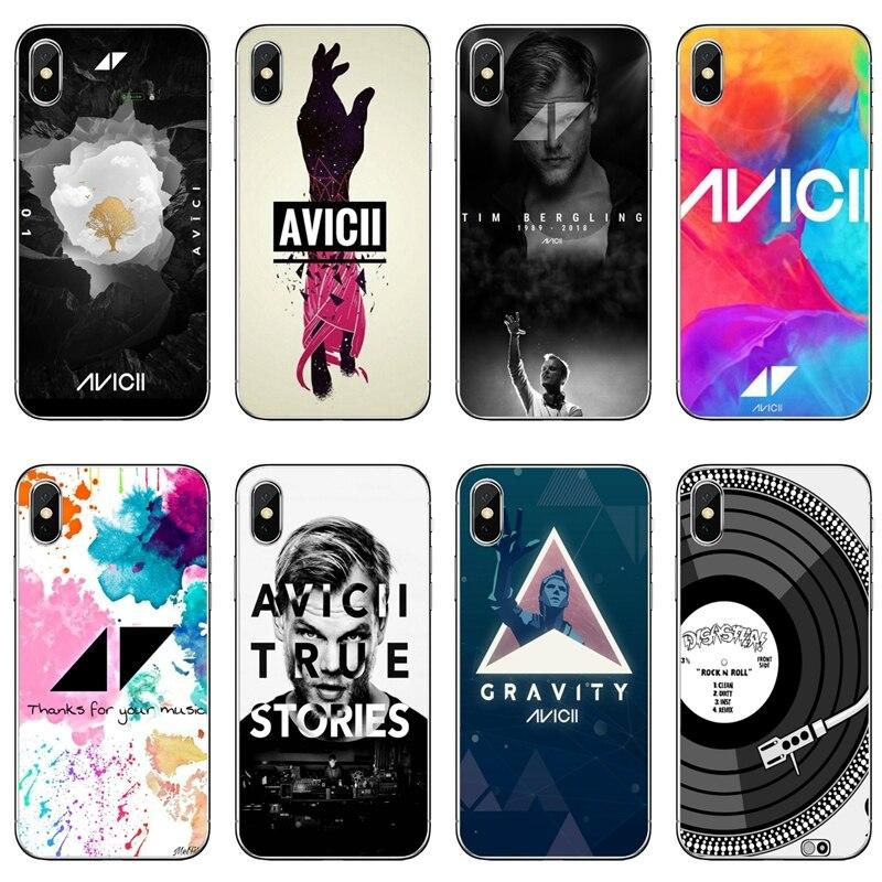 DJ Avicii Tim Bergling funda del teléfono para Huawei Honor 20 10i 9X 10 Lite 8S 8C 8X 7C 7X 7A Pro para Huawei Mate 20 30 lite pro