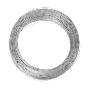 1mm x 10m SOFT Annealed Stainless Steel Wire Locking Safety Sculpting