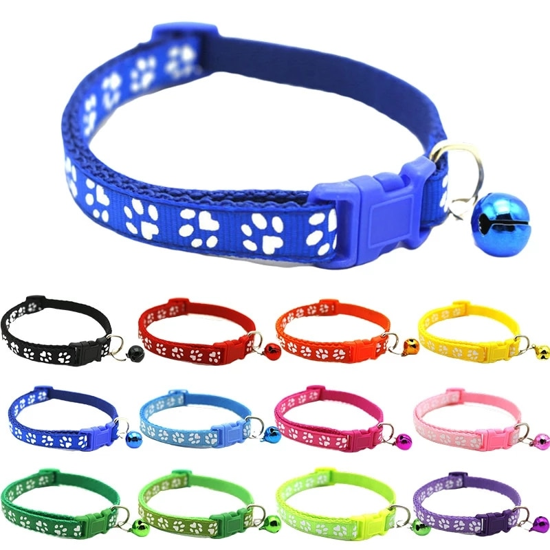 AliExpress - Pet collar dog cat bell collar harness fashion dog accessories for small dogs pet accessories dog chain Pet ornaments