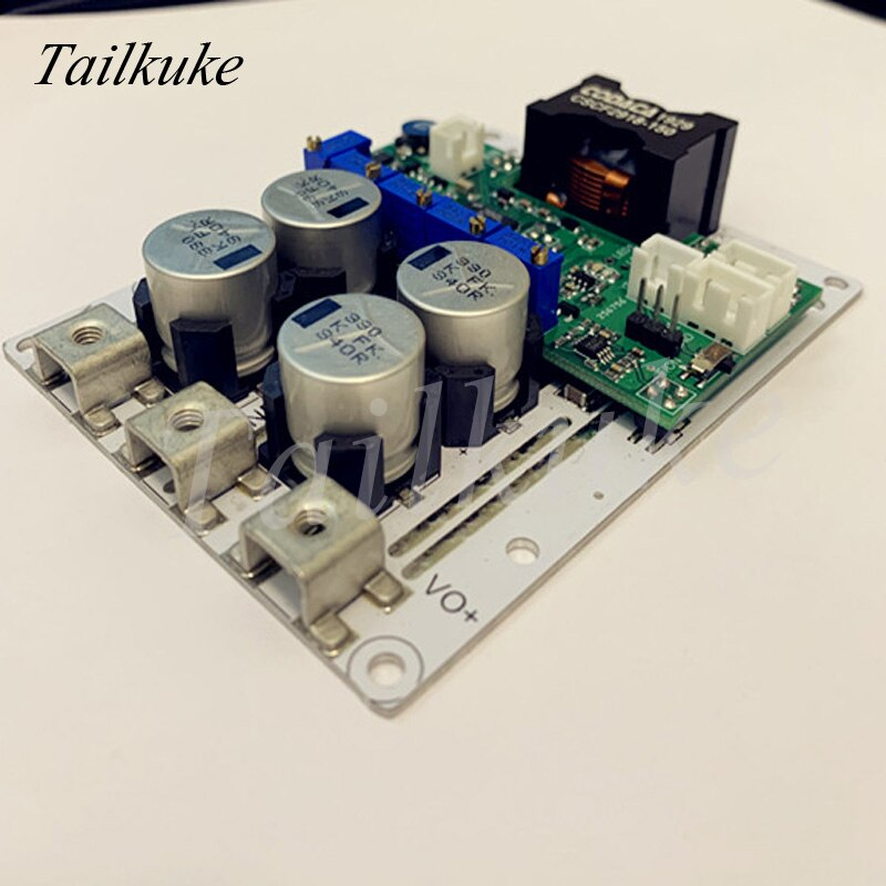 تيار مستمر التلقائي باك دفعة امدادات الطاقة بطارية ليثيوم تهمة والتفريغ امدادات الطاقة الشمسية MPPT شحن 1-20A / 3-75 فولت