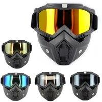 motorcycle goggles off road helmet goggles windproof glasses goggles mask goggles ski safe mirror helmetty protective ski masks