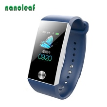 Smart Uhr IP67 Wasserdichte Fitness Tracker Heart Rate Monitor Blutdruck EKG PPG Smart Band S28 Damen Elektronik Wristba