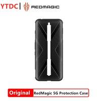 Original Nubia RedMagic 5G Protection Case Nubia RedMagic 5G Handle Protection Case E-Sports Handle For Nubai RedMagic 5G Phone