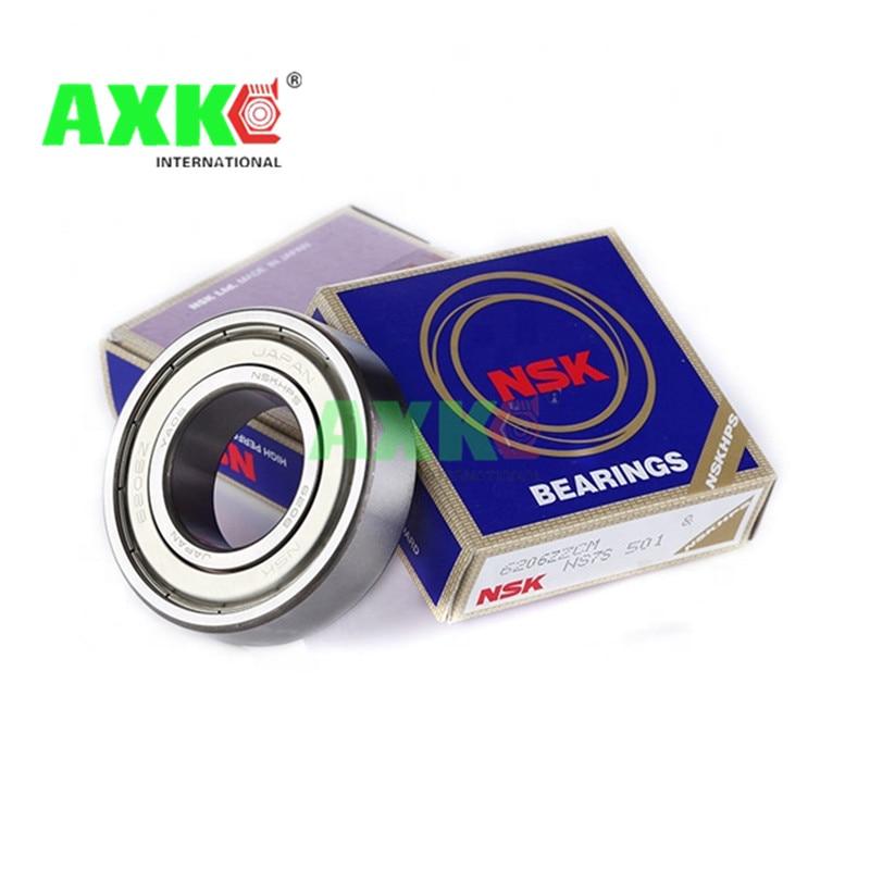 NSK bearings imported from Japan high-speed 6000 6001 6002 6003 6004 6005 6006 ZZ DDU