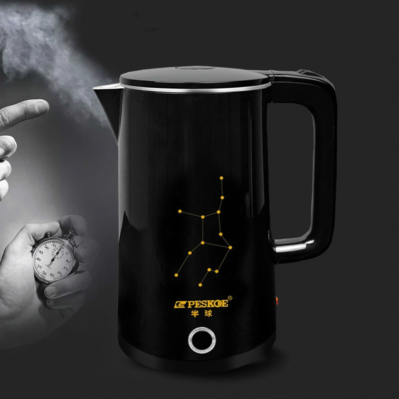 Electric kettle electric kettle household kettle insulated stainless steel kettle electric kettle ki