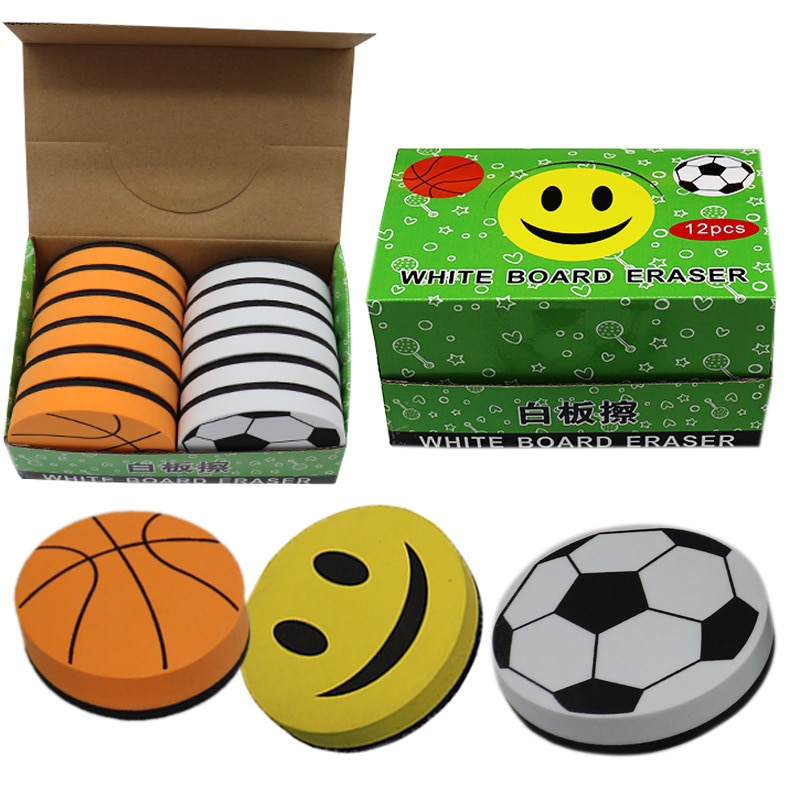 Магнитная доска ластики мел доска ластик сухой стирание для презентаций доски записи доска Баскетбол Футбол