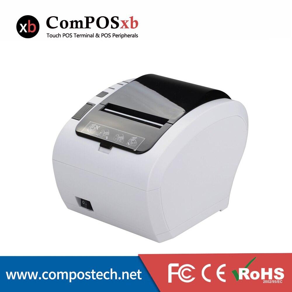 Impresora térmica de recibos automática de 80mm de alta calidad