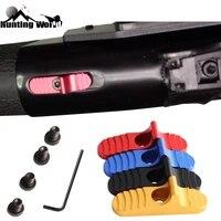 tactical enhanced slide safety switche for hunting rifle shot gun mossberg 500 590 835 930 935 shockwave dropshipping