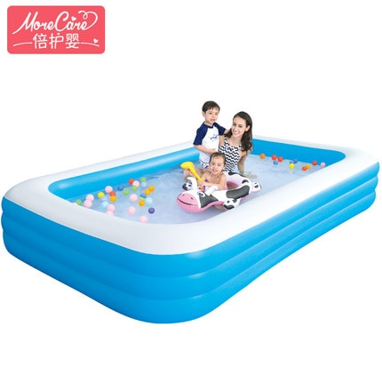 children's inflatable swimming pool family adult home marine pools ball pool thickening oversized paddling Infant  pool