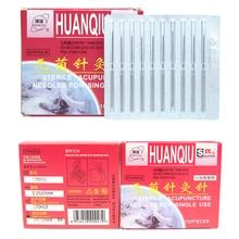 100pcs/box Acupuncture Needle Disposable Needle Acupuncture Beauty Massage Needle Health Care 13/25/