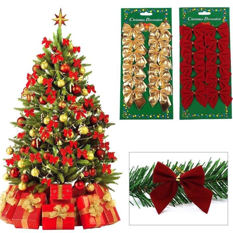 2020 Navidad árbol de Navidad Juguetes Artículos para Navidad adornos colgantes Navidad Kerst decoración para fiesta en casa boda Año Nuevo