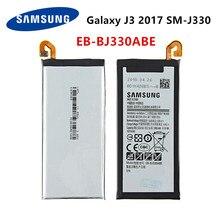 SAMSUNG Originale EB-BJ330ABE 2400mAh Batteria per Samsung Galaxy J3 2017 SM-J330 J3300 SM-J3300 SM-J330F J330FN J330G SM-J330L