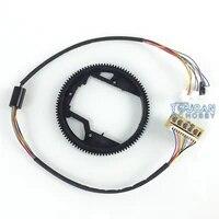 116 heng long 6 0 tank plastic 360%c2%b0 small rotating gear electric%c2%a0slip ring 12p thzh0802 smt4