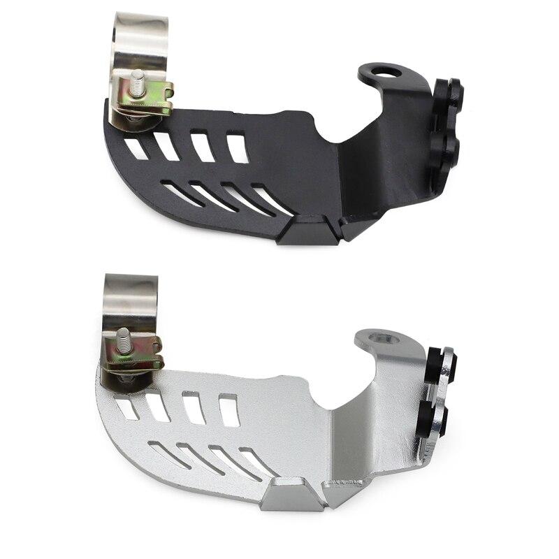 Accesorios de motocicleta, cubierta protectora de interruptor lateral para BMW R1250GS R1200RS R 1250 GS LC ADV, soporte lateral