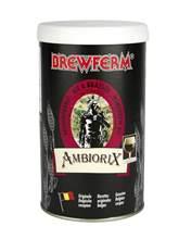 Concentré de bière brasserie AMBIORIX extrait de malt belge bière maison