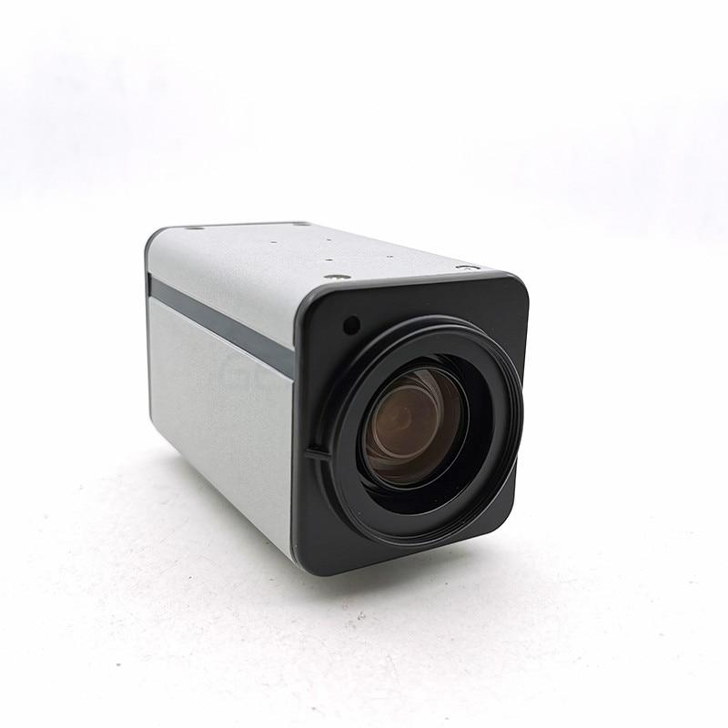 2.0MP Panasonic Sony IMX291 Sensor CMOS 20X Auto Zoom 1080P SDI Cámara EX-SDI SDI + CVBS/AHD/TVI/CVI 6in1 caja SDI Cámara