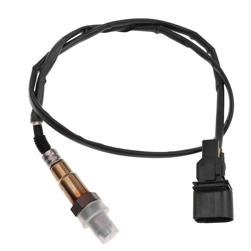 0258007057 de 17014 LSU4.2 O2 Sensor de oxígeno para AUDI A4 para VOLKSWAGEN Passat Jetta Golf 1.8L-L4 021906262B 06B906265D 06B906265M