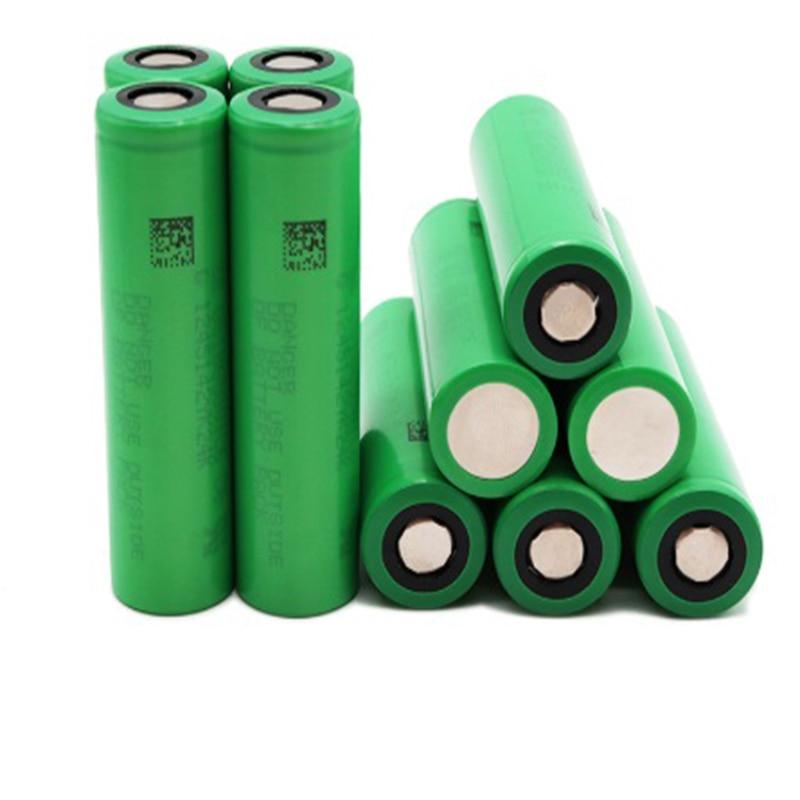 VTC6 18650 batería 3,7 V 3000mAh batería recargable de iones de litio...