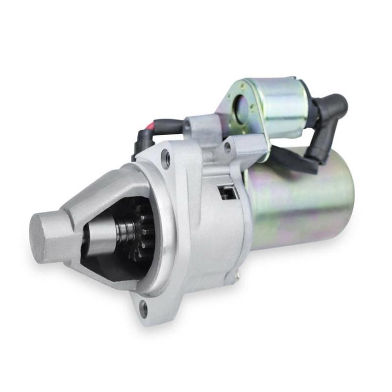 Электростартер двигатель с электромагнитным Подходит для Honda GX340 GX390 11HP 13HP