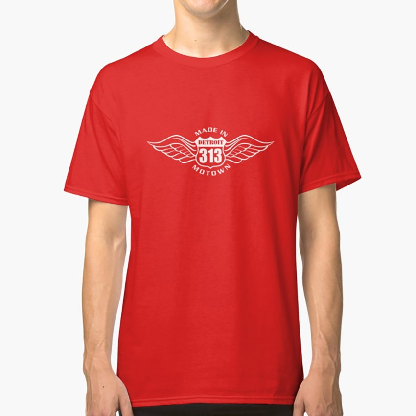 Hecho en Motown camiseta Detroit Motown Motor City 313