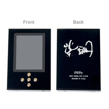 Newest NiceHCK Zishan DSDs Dual CS43198/ES9038Q2M Professional Music Player MP3 DAP HIFI Portable Ha
