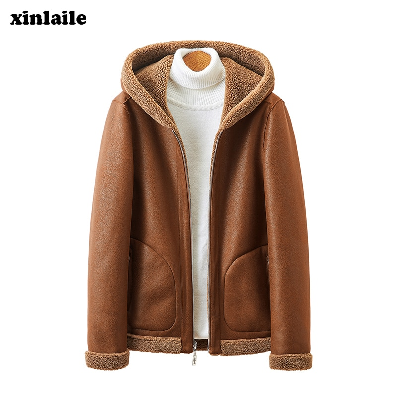 Мужская парка, зимняя куртка, Мужская Толстая теплая парка, мужская повседневная модная трендовая двухсторонняя одежда в Корейском стиле