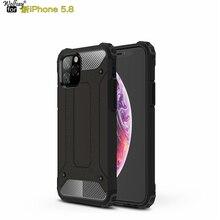 Para o caso da apple iphone 11 pro capa para o iphone 11 pro 2019 durável armadura tpu & pc caso para apple iphone 11 pro caso telefone fundas