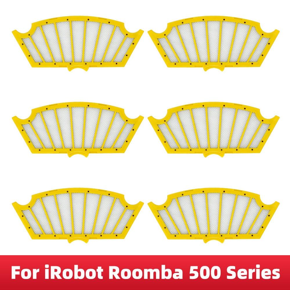 Сменные детали для робота-пылесоса iRobot Roomba 500 Series 510 520 530 540 550 560 570 580 590