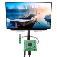 15 6 capative touch panel 15 6inch lcd display 3840x2160 nv156qum hd mi mini 4k lcd driver board