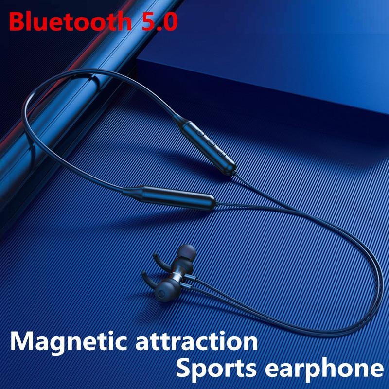 Bluetooth Earphones IPX5 waterproof sports earbuds stereo music headphones Works on all Android iOS smartphones goophone