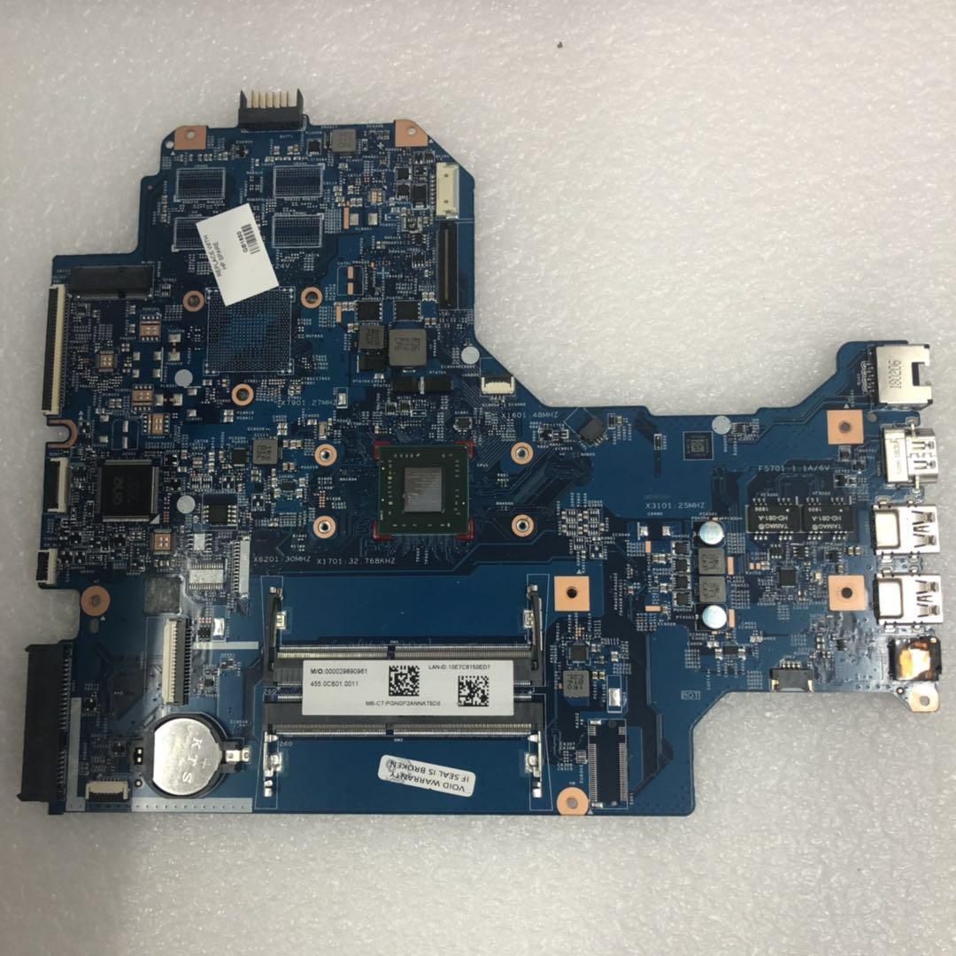 ل HP 17-AK 17Z-AK000 سلسلة اللوحة 926191-601 926191-16892-2 001 448.0CB03.0021 A6-9220 اللوحة المحمول اختبار 100% موافق