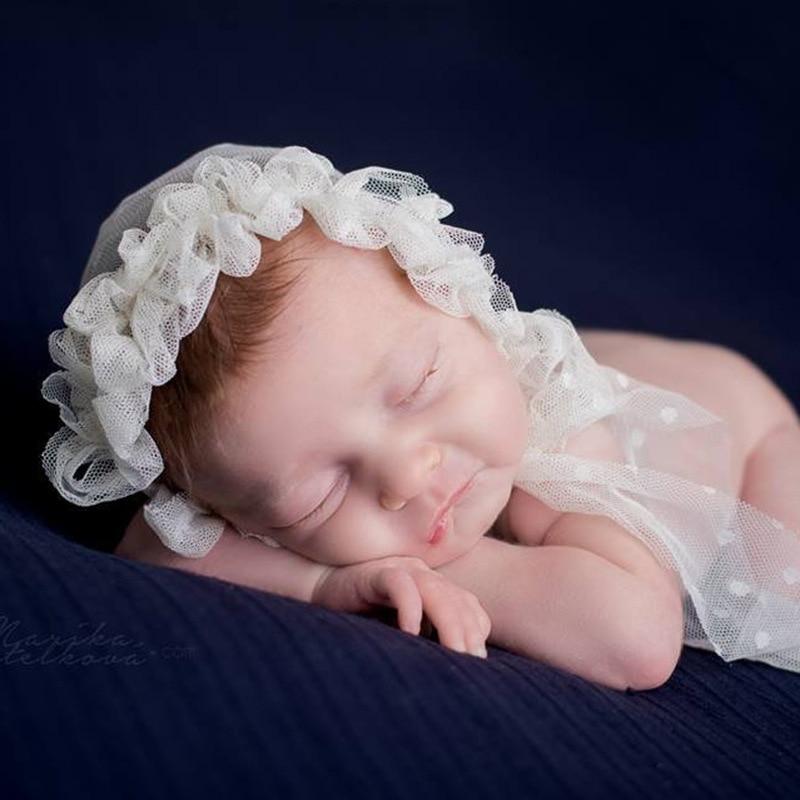 newborn baby photography Newborn Photography Props  Baby Hat  Baby Photography Props Baby Lace Hat