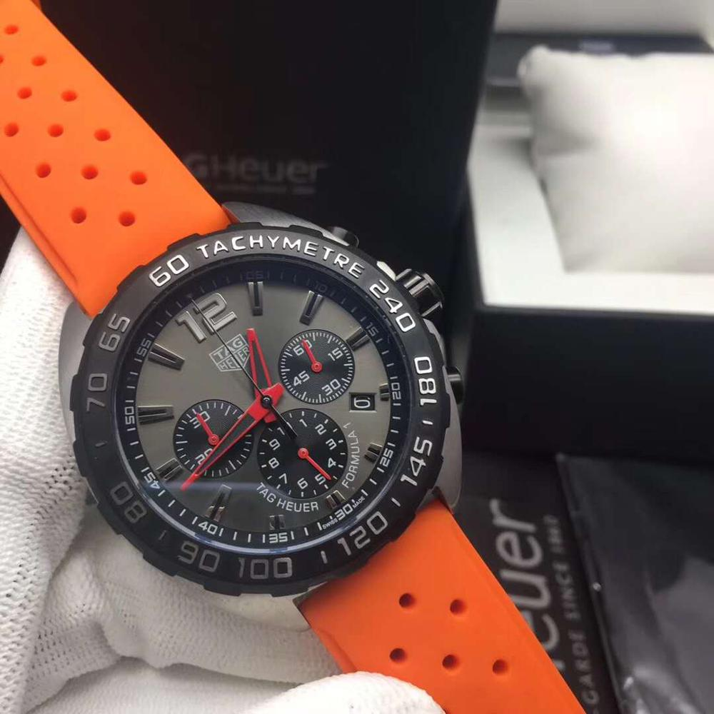 Tag Heuer-2020 moda tendência relógio masculino mundialmente renomado marca de luxo completo-destaque relógio de quartzo aaa relógio