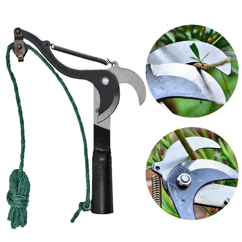 Cortador de hoja recta, herramienta de corte de poda, cortador de hojas de horticultura para plantas, cortador de tijera, podadora de jardín, frutales, huerto de flores