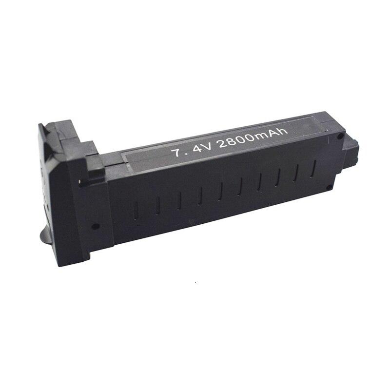 Batería de repuesto para Drone SG906 GPS RC, batería de 7,4 V, 2800mAh, LED, batería de litio, accesorios para SG906, GPS sin escobillas, 5G, Wifi, PFV Drone