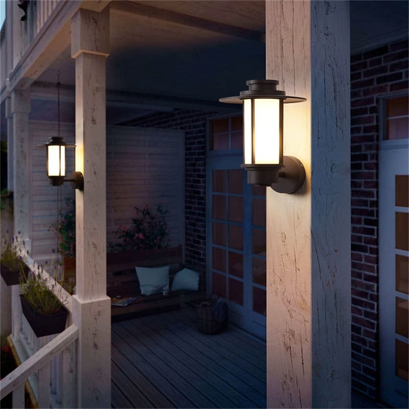 FAIRY Outdoor Wall Lamps Classical LED Lighting Waterproof IP65 Sconces For Home Porch Villa Decoration enlarge