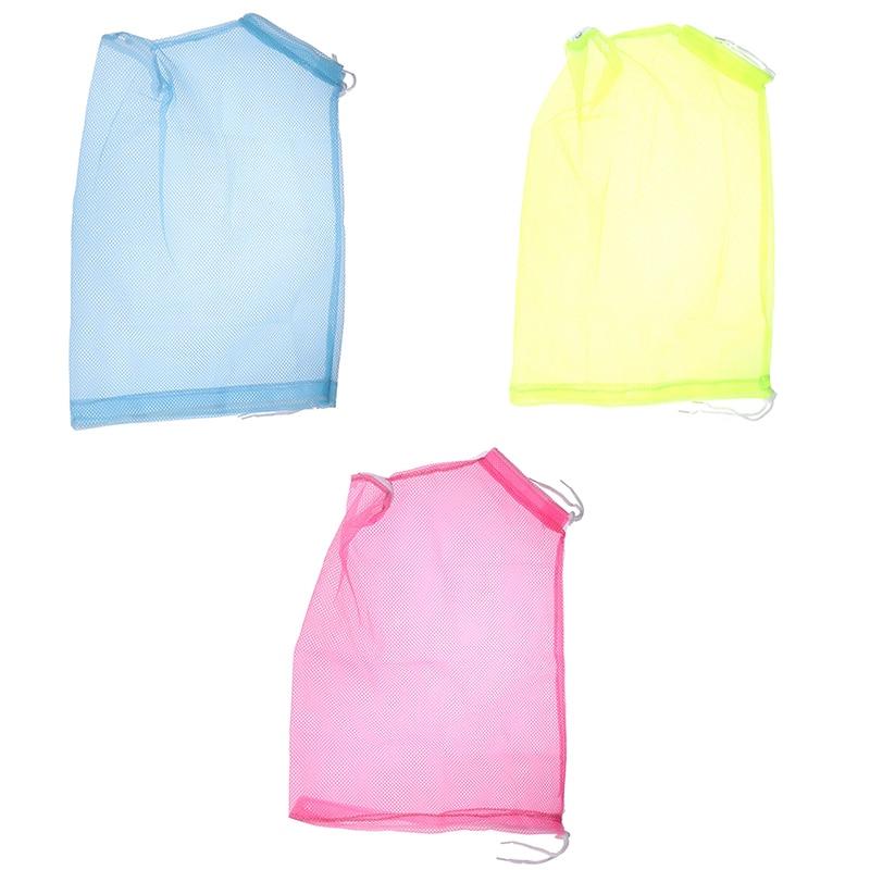 Купить с кэшбэком Pet Soft Cat Grooming Bag Adjustable Multifunctional Polyester Cat Washing Shower Mesh Bags Pet Nail Trimming Bags