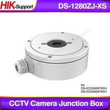 Hikvision Originele Cctv Beugel DS-1280ZJ-XS Voor DS-2CD2045FWD-I DS-2CD2085FWD-I Ip Camera Voor Beveiligingscamera S Junction Box