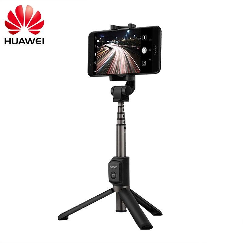 Huawei Honor AF15 Selfie palo plegable callos Mi Monopod obturador Holder trípode Selfi inalámbrico Bluetooth Ios Android teléfono