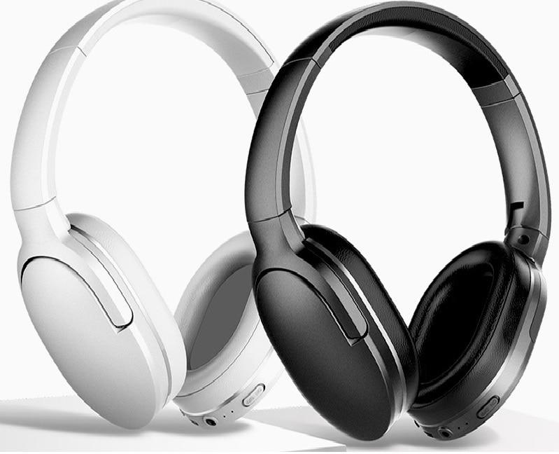 D02 Pro Wireless Headphones Sport Bluetooth 5.0 Earphone Handsfree Headset Ear Buds Head Phone Earbuds For iPhone
