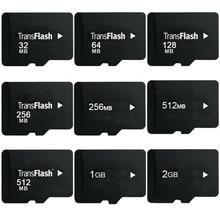 Große Förderung!!! 10 teile/los 64MB 128MB 256MB 512MB 1GB 2GB 4GB 8GB TF Karte transflash Micro SD Karte TF Speicher Karte