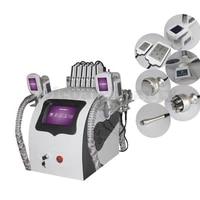 5 in 1 professional portable vacuum cavitation cool tech fat freezing cryo shape slimming machine