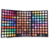 eye shadow palette 180 252 bright colors waterproof professional cosmetics matte eye shadow makeup palette