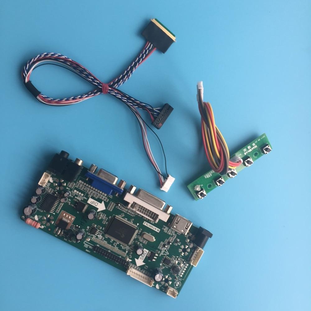 لوحة تحكم لوحة القيادة لـ M.NT68676 G101STN01.6 ، 1024*600 ، 10.1 بوصة ، 40 دبابيس ، AUO ، HDMI ، DVI ، LCD ، VGA ، LVDS ، DIY