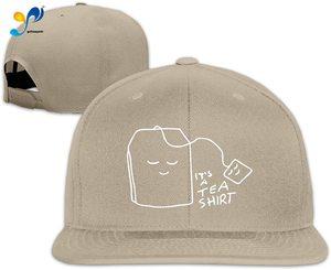 Yellowpods It's A Tea Shirt Men's Relaxed Medium Profile Adjustable Baseball Cap