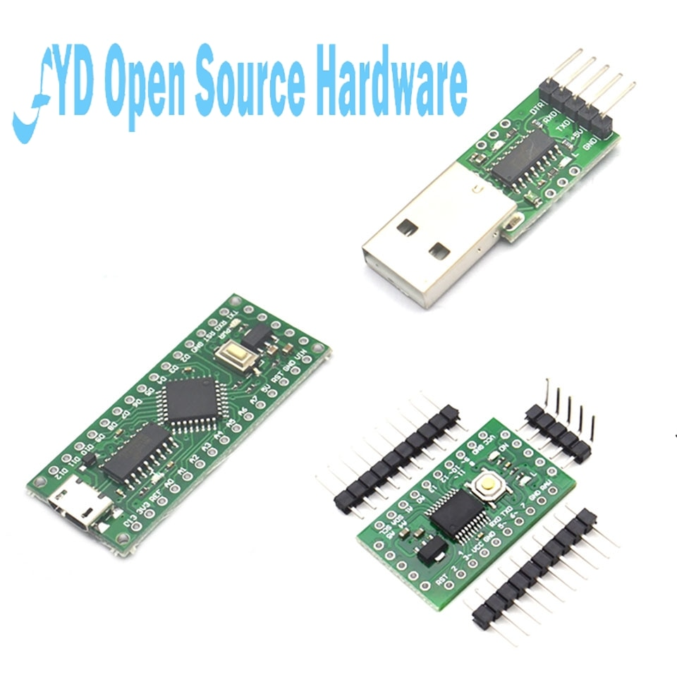 LGT8F328P-LQFP32 MiniEVB альтернативный Nano V3.0 ATMeag328P HT42B534-1 SOP16 USB драйвер