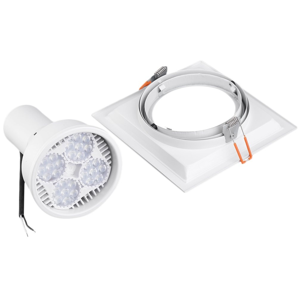 24/35/40 Вт PAR30 Светодиодный точечный потолочный светильник для магазина Светильник