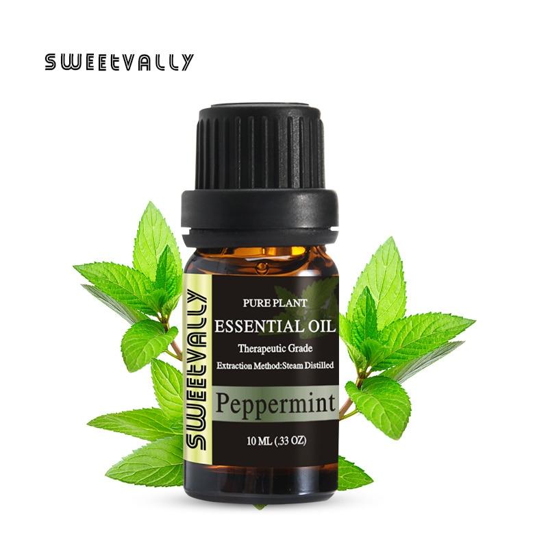 1 unidad de difusores puros de aceites esenciales para aromaterapia, Reduce las propiedades de ansiedad, aceites esenciales líquidos multisabor orgánicos de 10ml