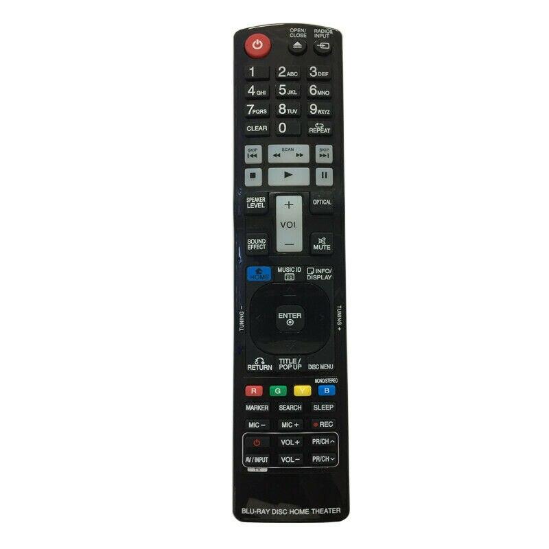 Novo controle remoto para lg lhb335 lhb535 HB905SB-AD hb965df bb5530a bh7530wb bh7540tw bh9530tw bd sistema de cinema em casa